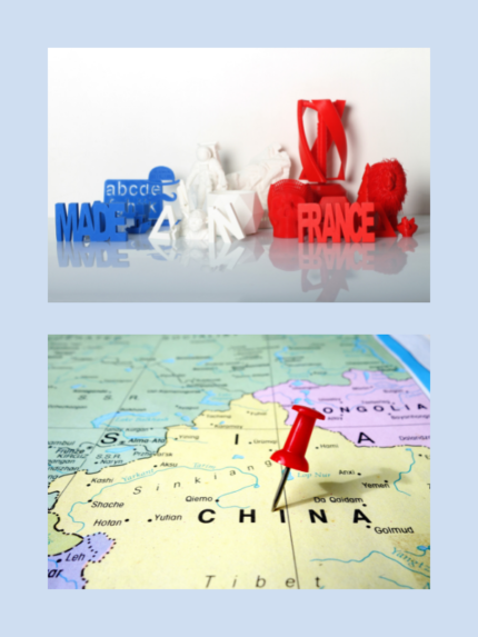 Developing Made in France beauty products in China.