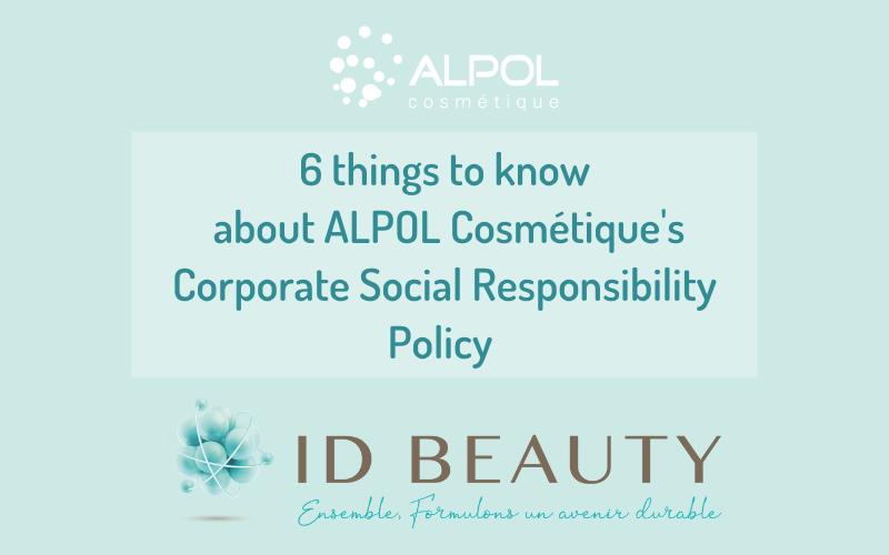 Enjeux de la responsabilité sociale d'entreprise